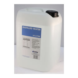 Bottled Distilled Water